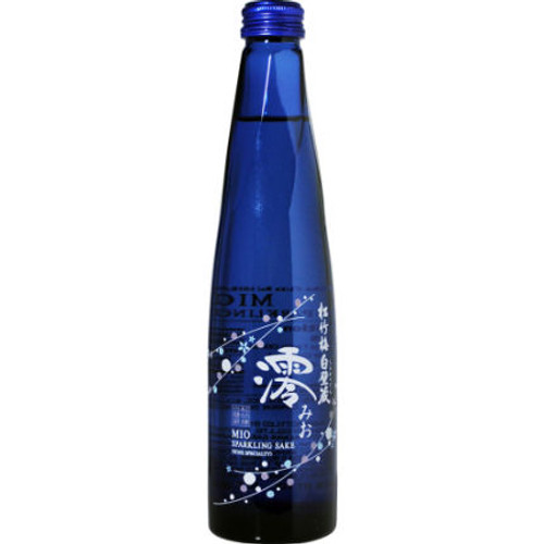 Sho Chiku Bai MIO Sparkling Sake 300ml