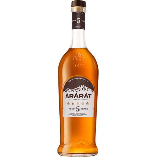 Ararat 5 Year Old Armenia Brandy 750ml