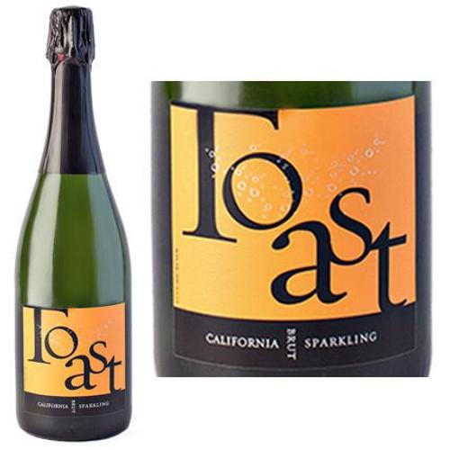 JaM Cellars TOAST California Sparkling NV