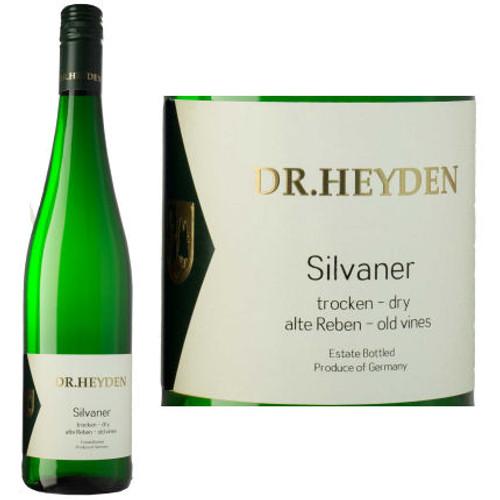 Dr. Heyden Sylvaner Trocken Alte Reben Qualitaswein (Germany)