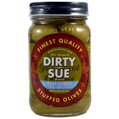 Dirty Sue Blue Cheese Stuffed Olives 16oz