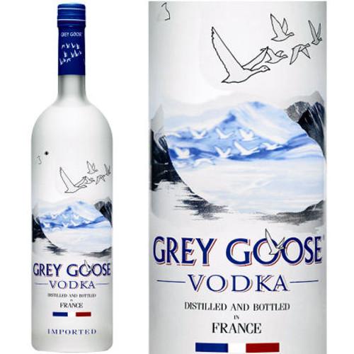 Grey Goose French Grain Vodka 1L