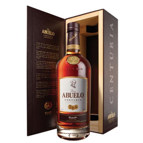 Ron Abuelo Centuria Anejo Rum 750ml