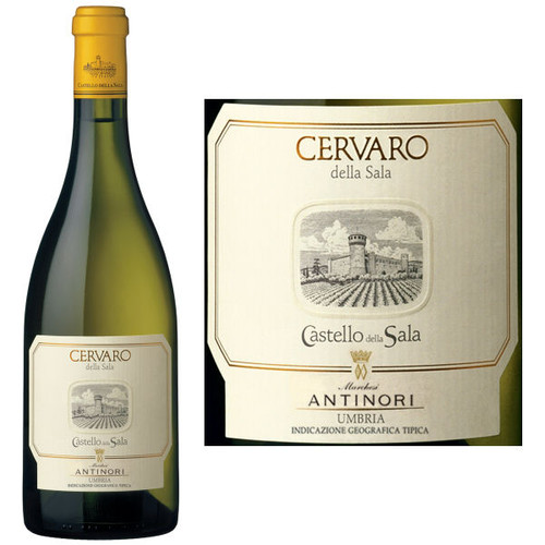 Antinori Castello della Sala Cervaro Della Sala Chardonnay Umbria IGT
