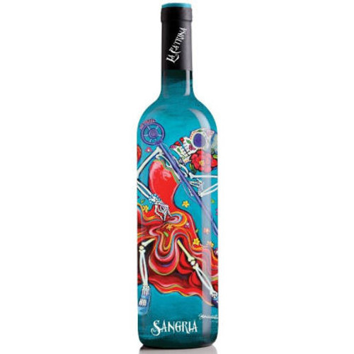 La Catrina Day of the Dead The Wedding Singer California Sangria