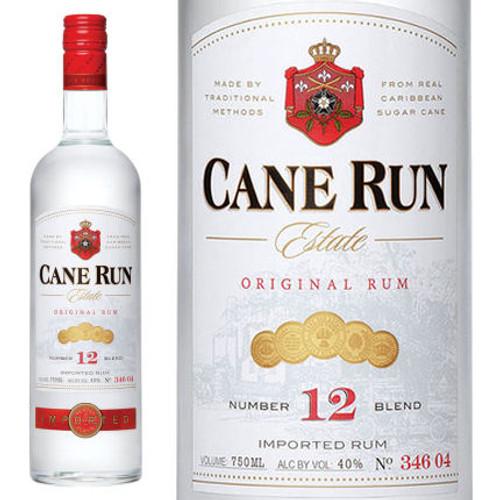 Cane Run Estate White Trinidad Rum 750ml