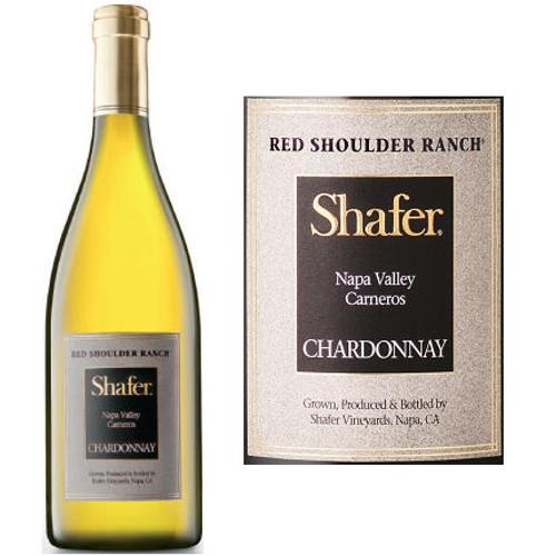 Shafer Red Shoulder Carneros Chardonnay