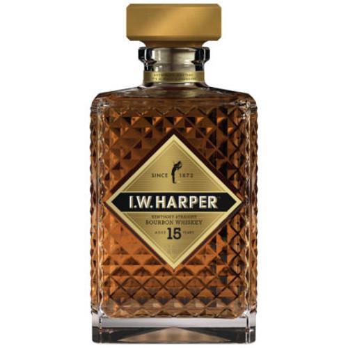 I.W. Harper 15 Year Old Kentucky Straight Bourbon Whiskey 750ml