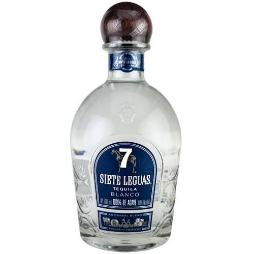 Siete Leguas Blanco Tequila 750ml