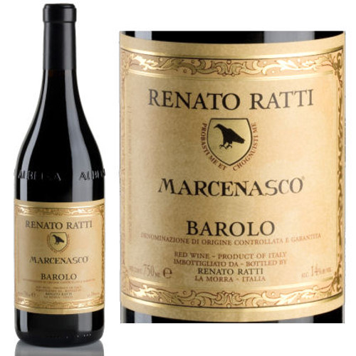 Renato Ratti Barolo Marcenasco DOCG
