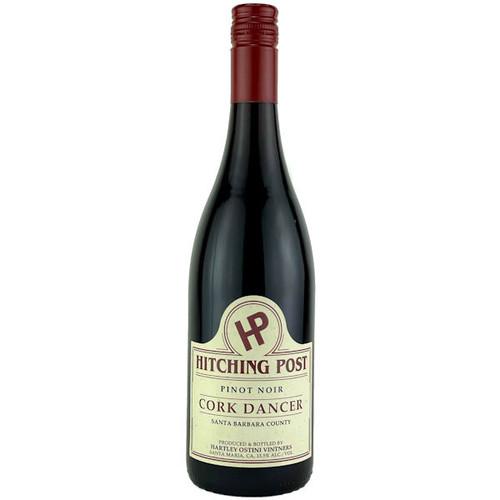 Hartley Ostini Hitching Post Cork Dancer Santa Barbara Pinot Noir