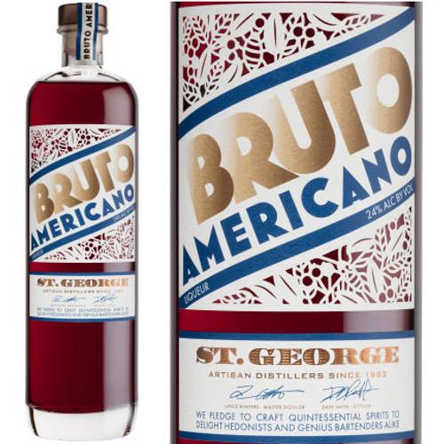 St. George Bruto Americano Bitters Aperitif 750ml