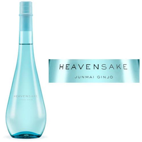 HEAVENSAKE Junmai Ginjo Sake 720ml