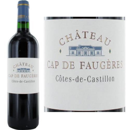Chateau Cap de Faugeres Cotes de Castillon