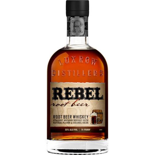Rebel Root Beer Whiskey 750ml