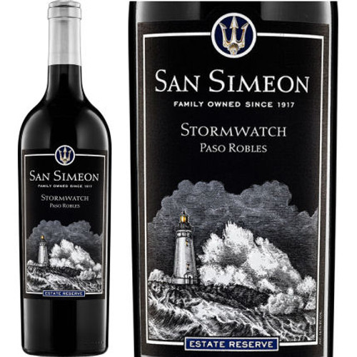 San Simeon Estate Reserve Stormwatch Paso Robles Red Blend
