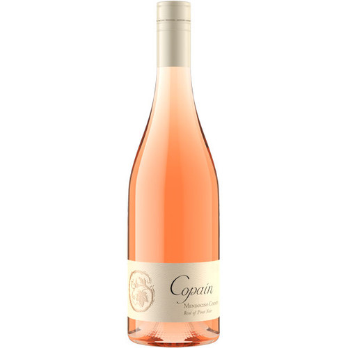 Copain Tous Ensemble Mendocino Rose of Pinot Noir;Rosé Wine/Domestic Rosé