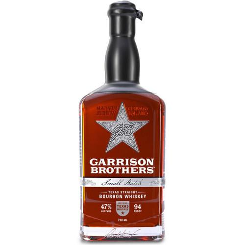 Garrison Brothers Small Batch Texas Straight Bourbon Whiskey 750ml