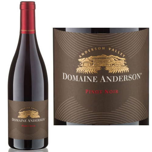 Domaine Anderson Anderson Valley Pinot Noir