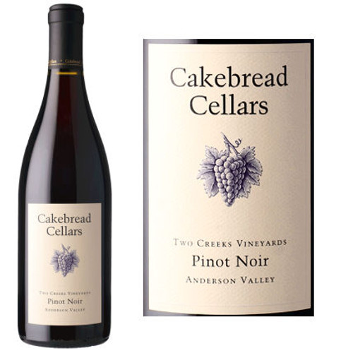 Cakebread Two Creeks Anderson Valley Pinot Noir