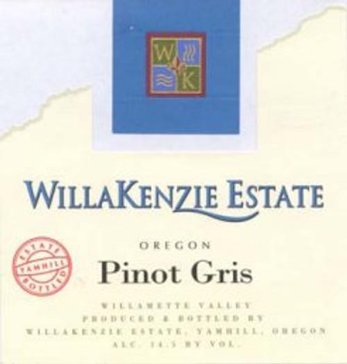 WillaKenzie Estate Willamette Valley Pinot Gris