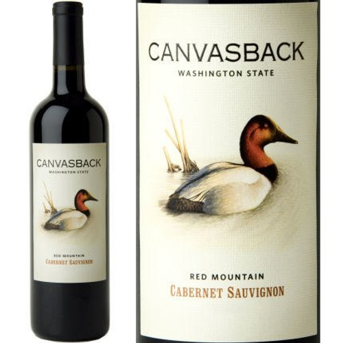 Canvasback Red Mountain Washington Cabernet