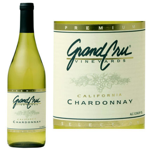 Grand Cru California Chardonnay