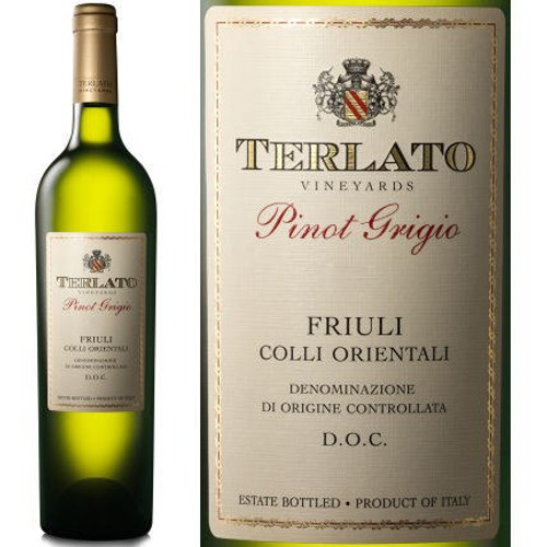 Terlato Vineyards Friuli Colli Orientali Pinot Grigio DOC