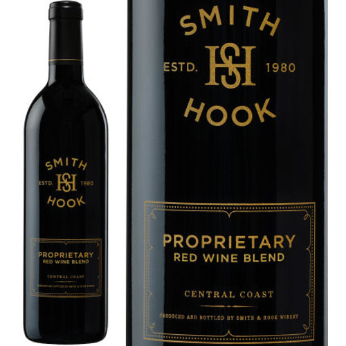 Smith & Hook Central Coast Proprietary Red Blend