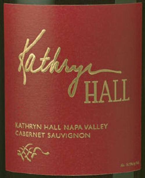 Kathryn Hall Napa Cabernet 2014 Rated 93-96WA