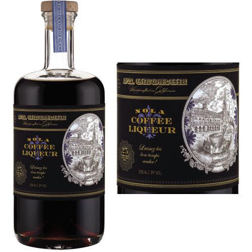 St. George Nola Coffee Liqueur 750ml