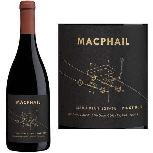 MacPhail Mardikian Estate Vineyard Sonoma Coast Pinot Noir