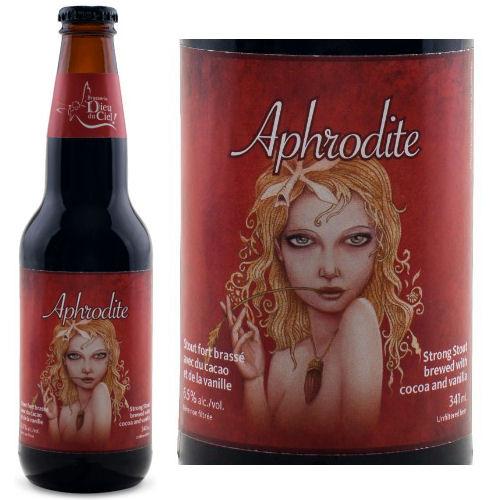 Dieu du Ciel! Aphrodite Stout 11.5oz