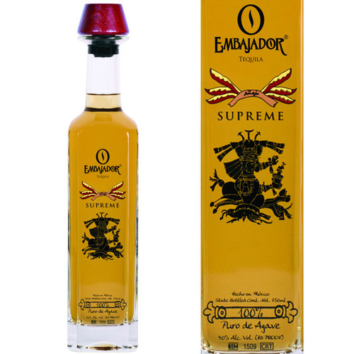 Embajador Supreme Anejo Tequila 750ml
