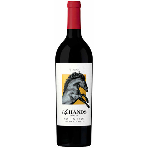 14 Hands Hot to Trot Columbia Red Blend