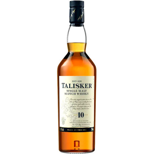Talisker 10 Year Old Isle of Skye 750ml