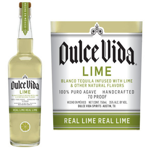 Dulce Vida Lime 750ml