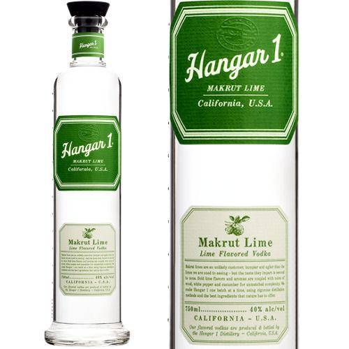 Hangar 1 Makrut Lime VodkaGrain Vodka US 750ml