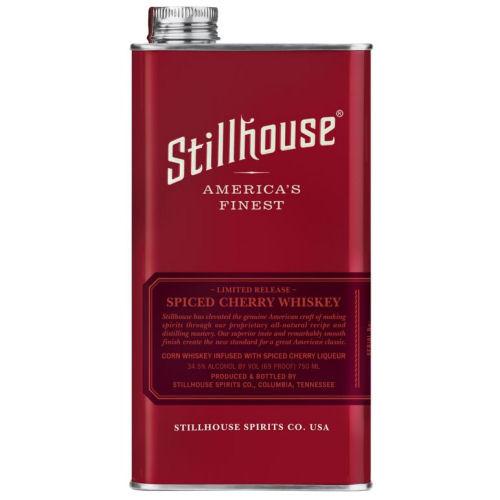Stillhouse Spiced Cherry Whiskey 750ml Can