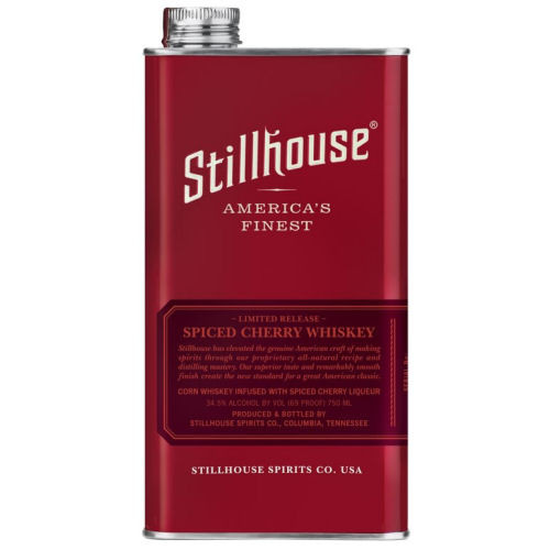 Stillhouse Spiced Cherry Whiskey 750ml Can