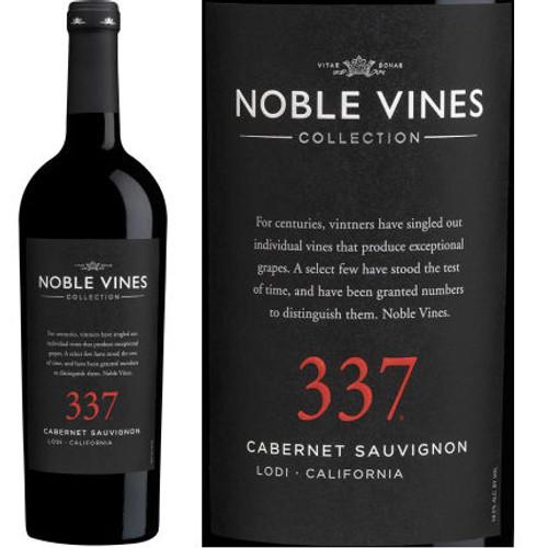 Noble Vines Collection 337 Lodi Cabernet