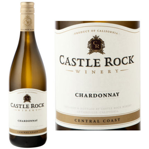 Castle Rock Central Coast Chardonnay
