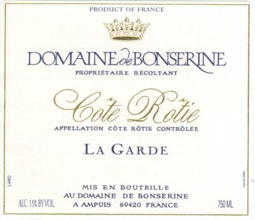 Domaine de Bonserine Cote-Rotie La Garde