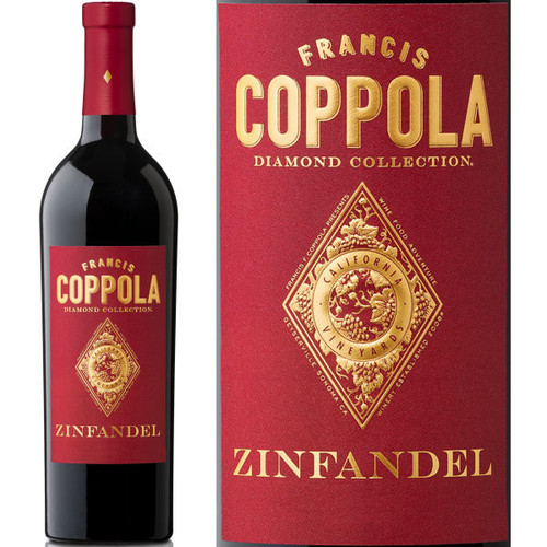 Francis Coppola Diamond Series Red Label Zinfandel