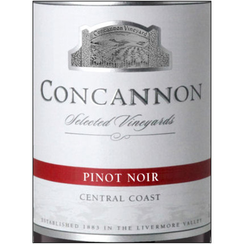 Concannon Vineyard Selected Vineyards Pinot Noir
