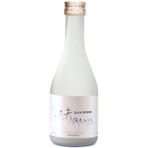 Shimizu-no-Mai Pure Snow Nigori Premium Sake 300ml