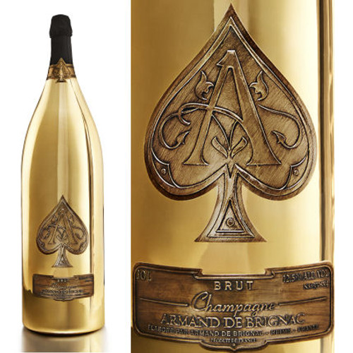 Armand de Brignac Brut Gold Champagne NV 3L