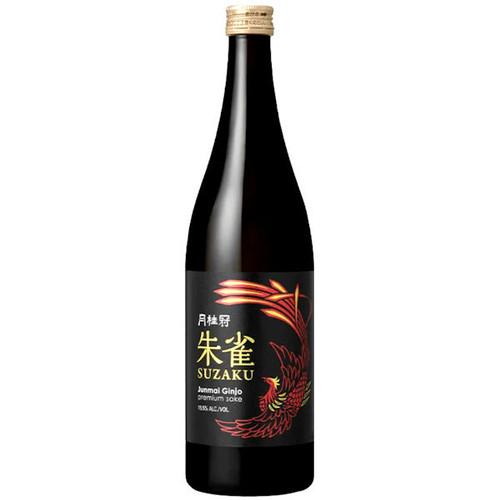Gekkeikan Suzaku Junmai Ginjo Sake 720ml