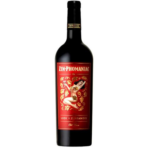 Zin-Phomaniac Lodi Old Vine Zinfandel