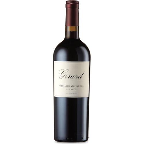 Girard Napa Old Vine Zinfandel